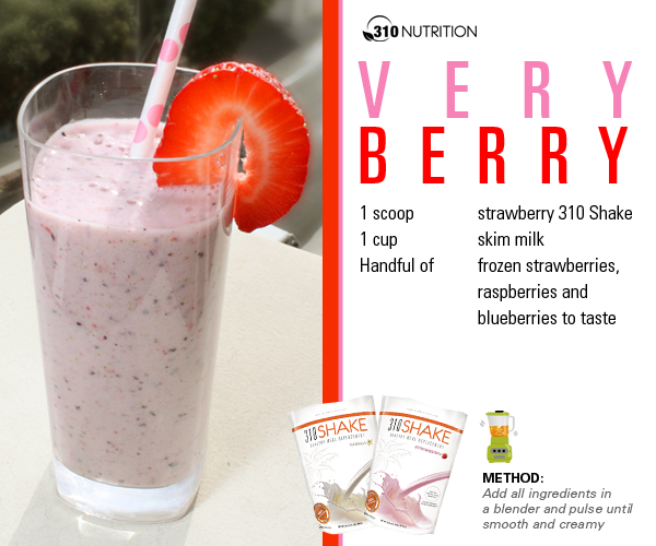 Jenni JWOWW Farley - Very Berry 310 nutrition shake fitness and ...