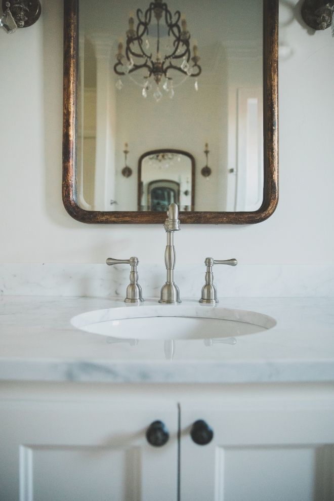 French Bathroom Faucet