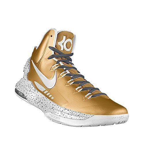Nike Zoom KD V iD Kids\u0027 Basketball Shoe