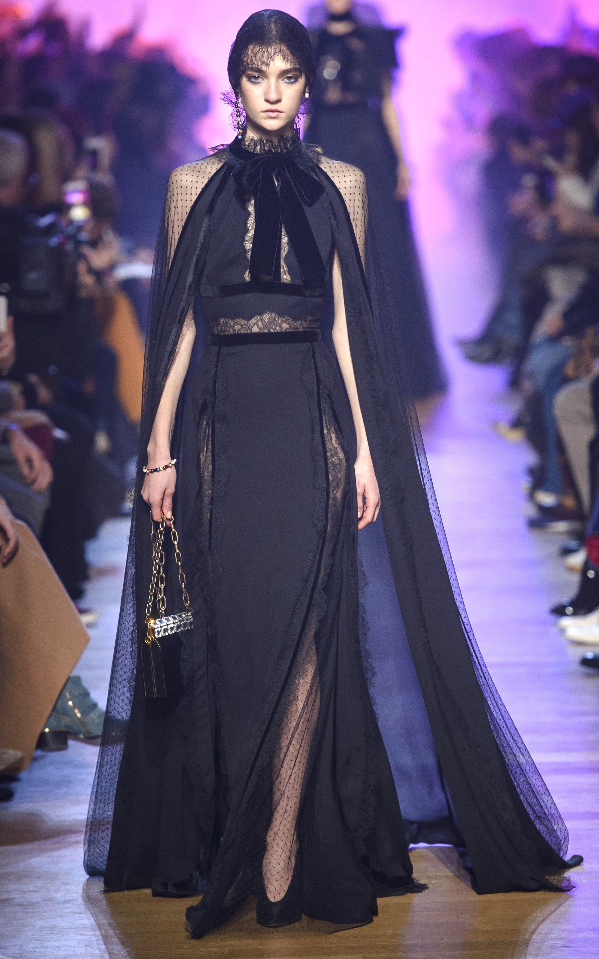 Collection Elie Saab Winter 2019 Paris Queen In 2019