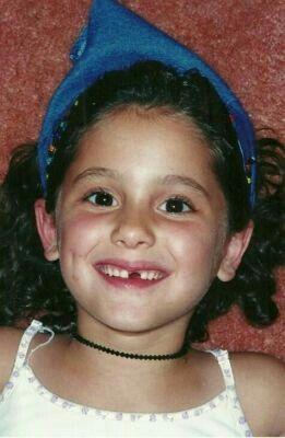 Ariana Grande As A Baby