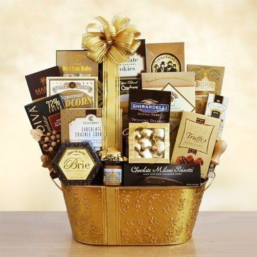 Enough To Share Deluxe Gourmet Snacks Gift Basket Click Affiliate Link Amazon