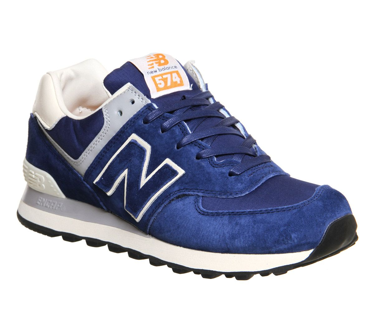 New Balance 574 Blue Ink - His trainers
