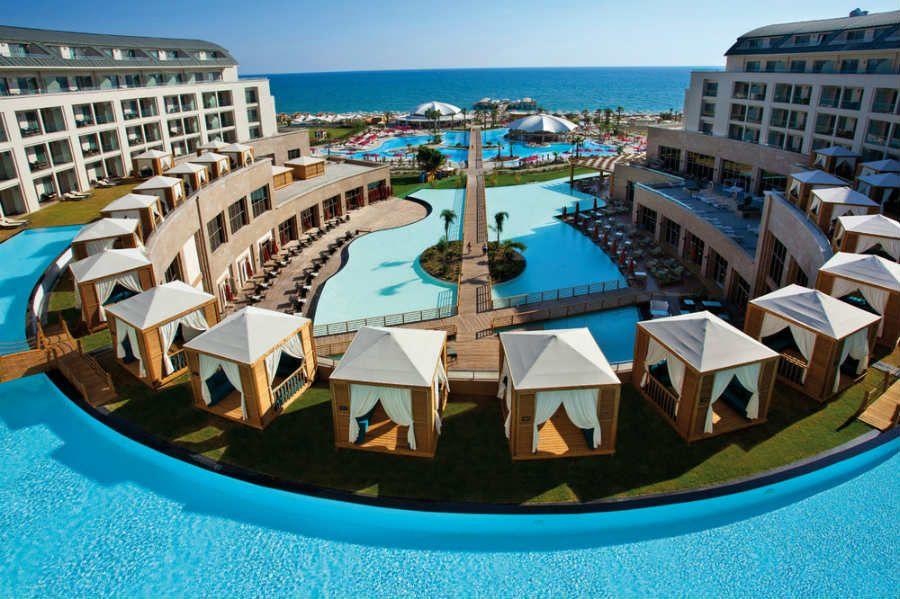 Hotel Riu Kaya Palazzo - Outdoor pool - Hotel in Turkey ...