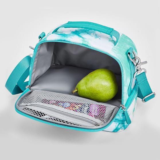 7e423f827584 Gear-Up Preppy Diamond Dual Compartment Lunch Bag