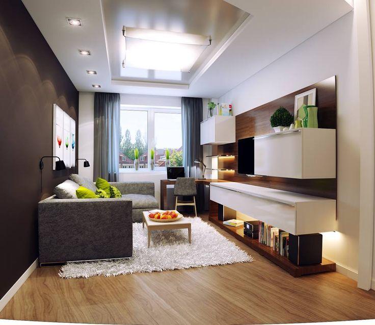 Como Decorar Una Sala Pequena Con Poco Presupuesto Decorar Salas Pequenas Como Decorar La Sala Decoracion De Salas