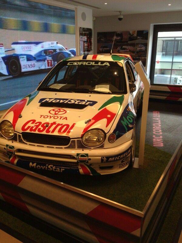 Toyota Corolla WRC | street racing cars | Pinterest | Street racing ...