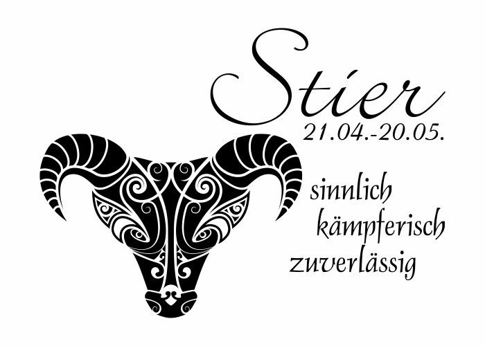 Horoskop 2013 stier frau single