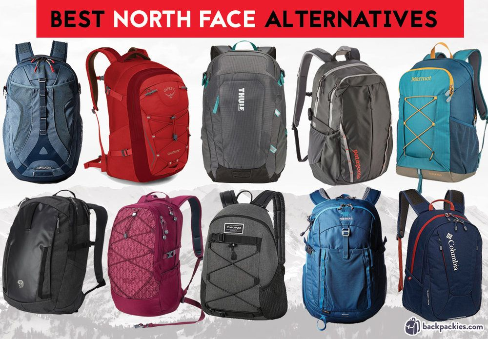 31abe537e Backpack Brands, Cool Backpacks, North Face Backpack, The North Face, North  Faces