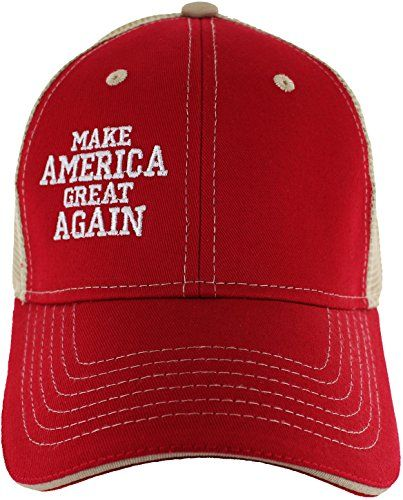 b240db4a0 Make America Great Again Hat - Donald Trump Campaign Baseball Hat  Variations - USA.