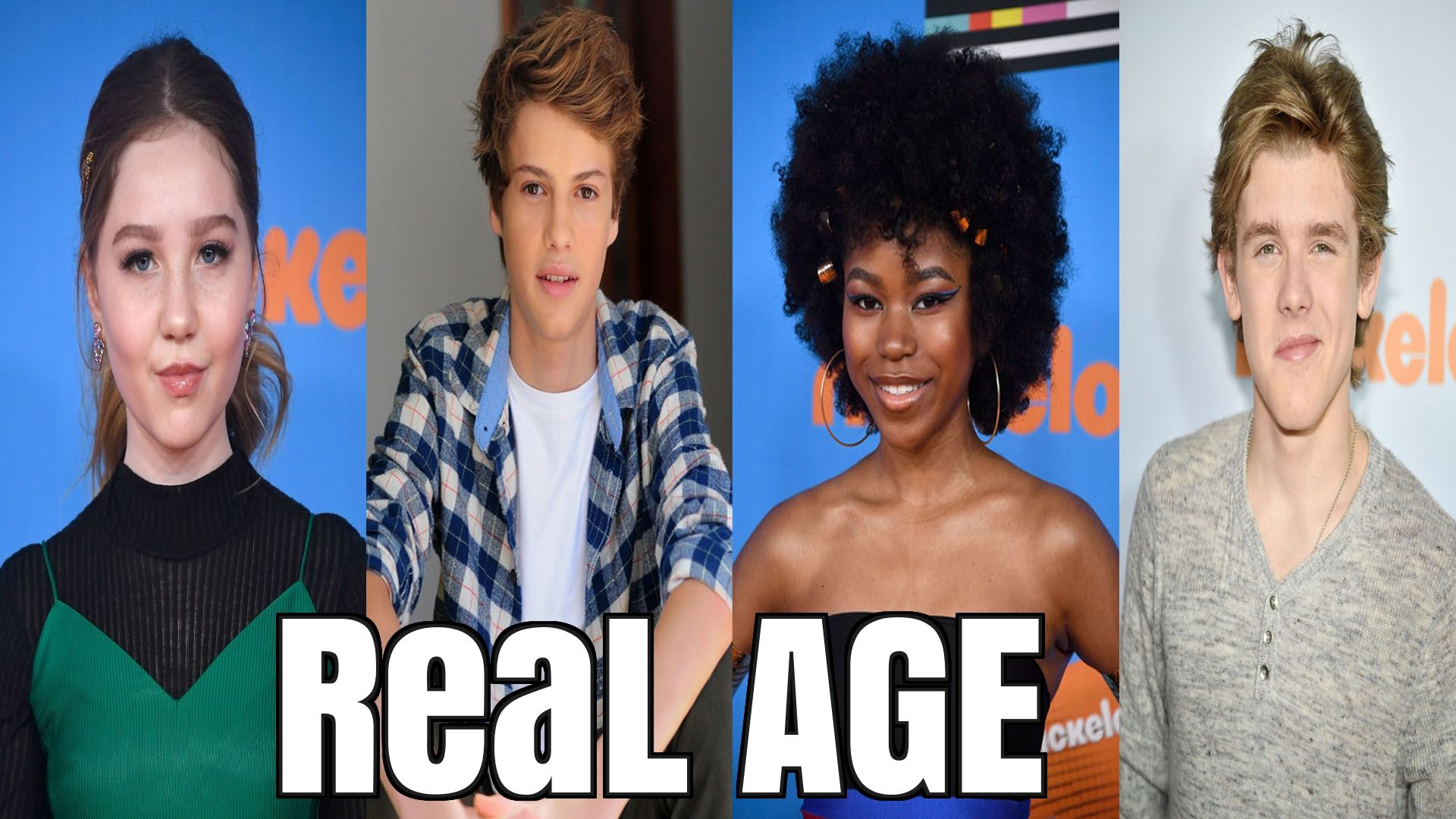 Real AGE of Henry Danger Cast 2018   Father of Hollywood 2   It cast