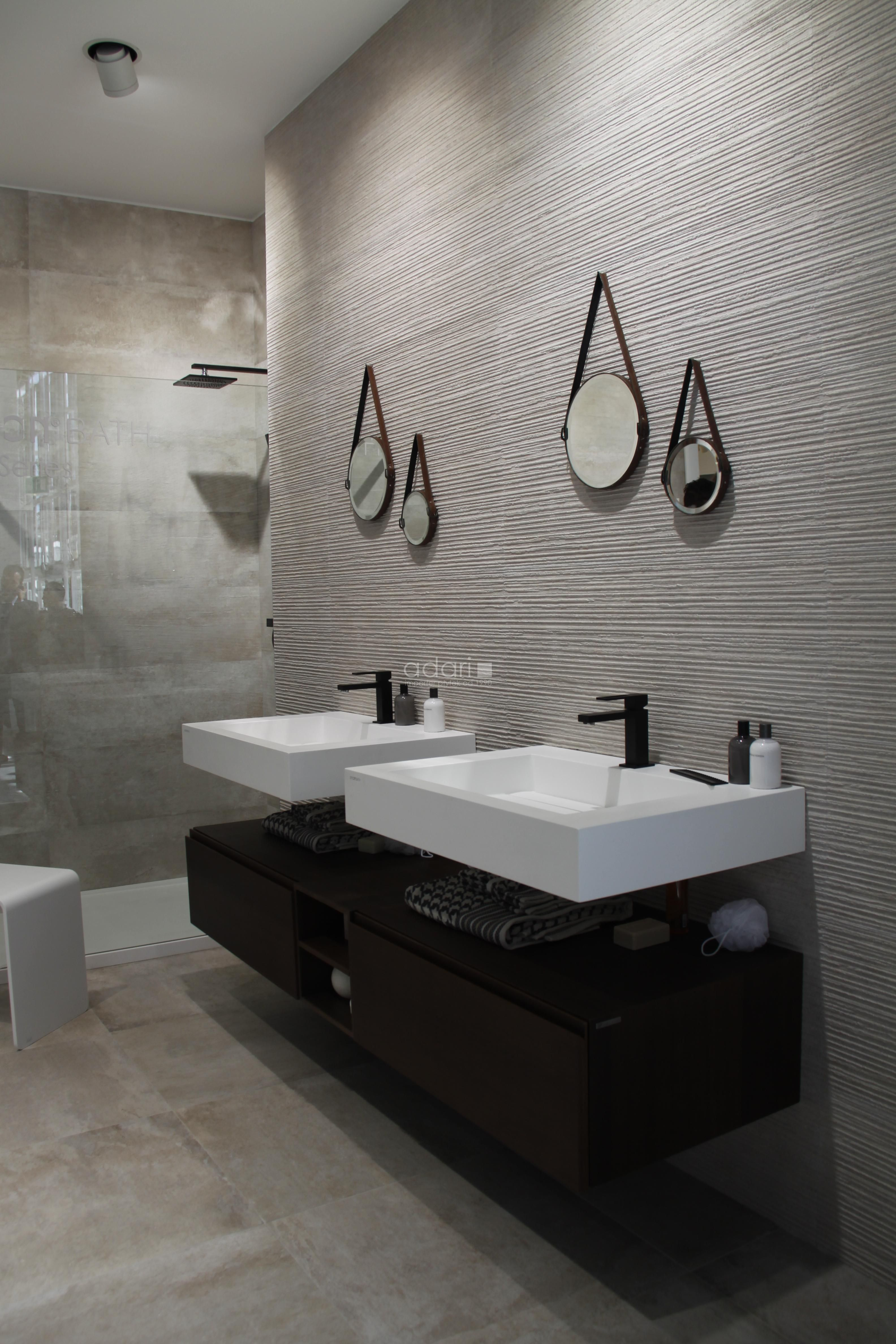 Venis avenue grey seria newport realizacje producent w for Carrelage porcelanosa