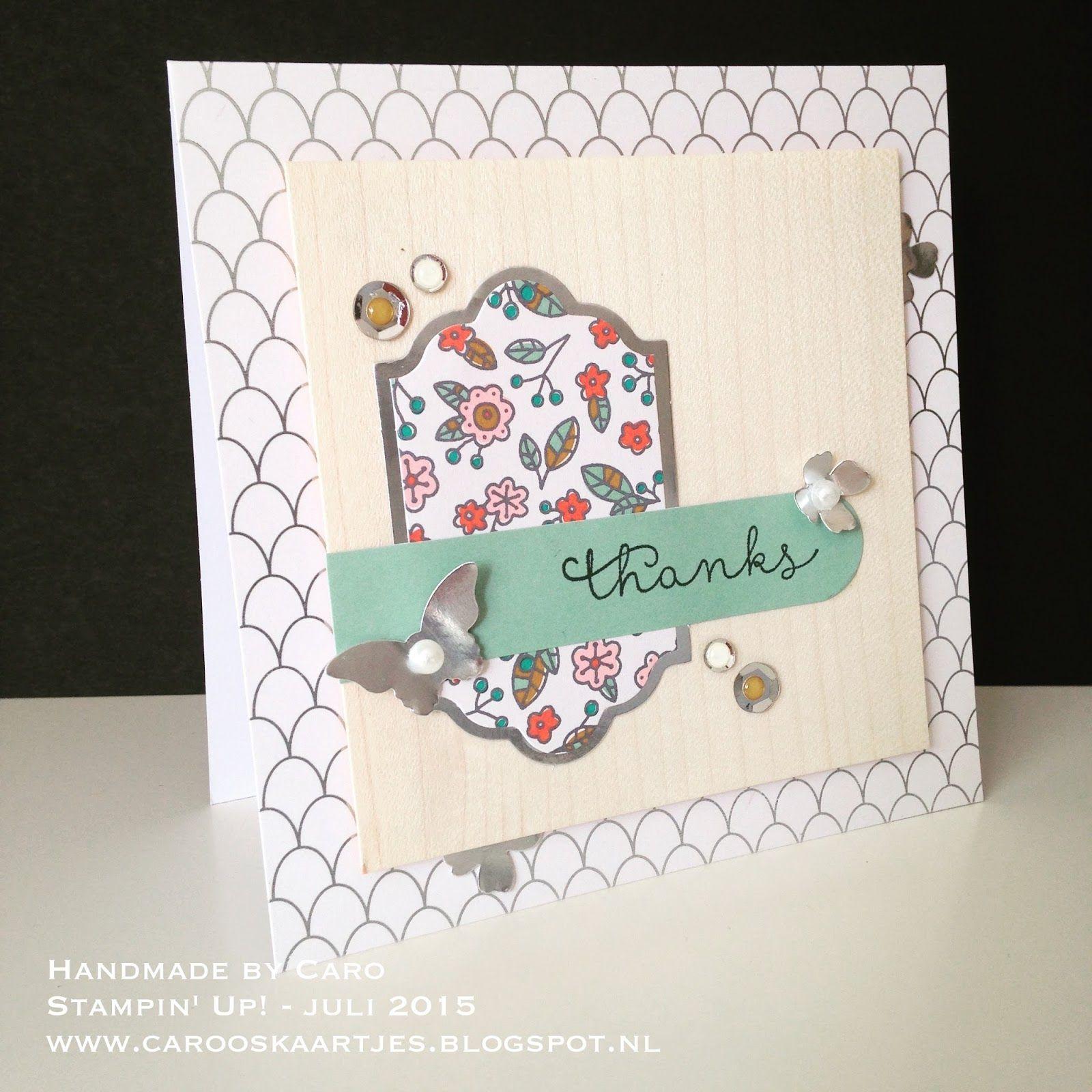 Stampin up cottage greetings cardkit kaarten maken freubelen stampin up cottage greetings card kit part 1 kristyandbryce Images