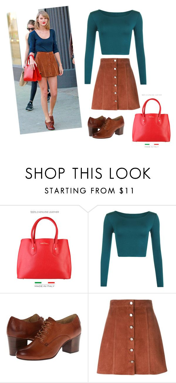 """Steal Her Style #1"" by memebubbles ❤ liked on Polyvore featuring WearAll, Frye and Theory"