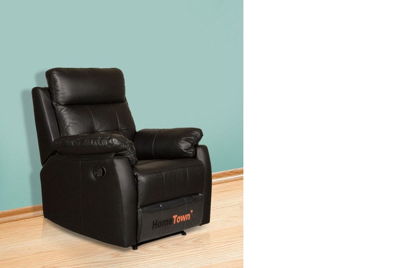 One Seater Recliner Furniture reflects the design philosophy