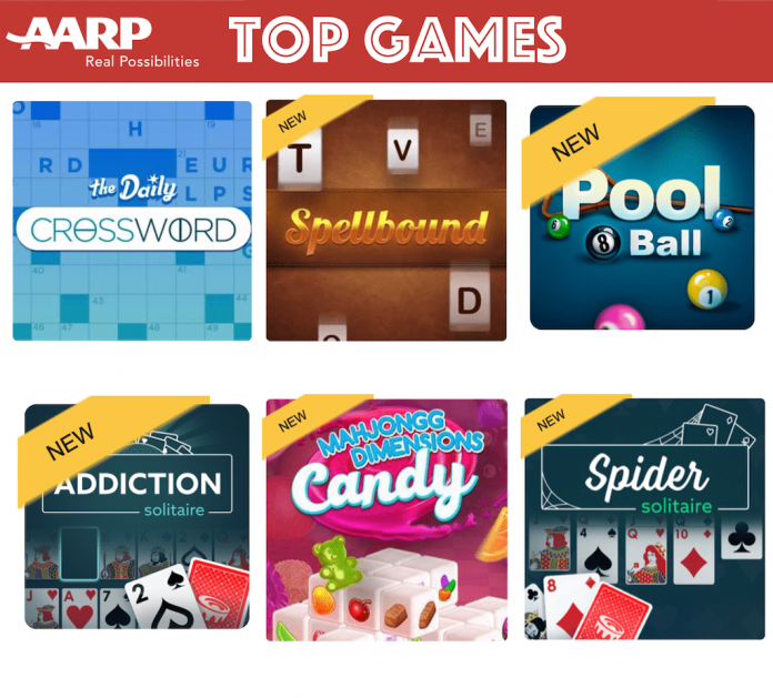 Top Aarp Games Everyone's talking about in 2019 Top game