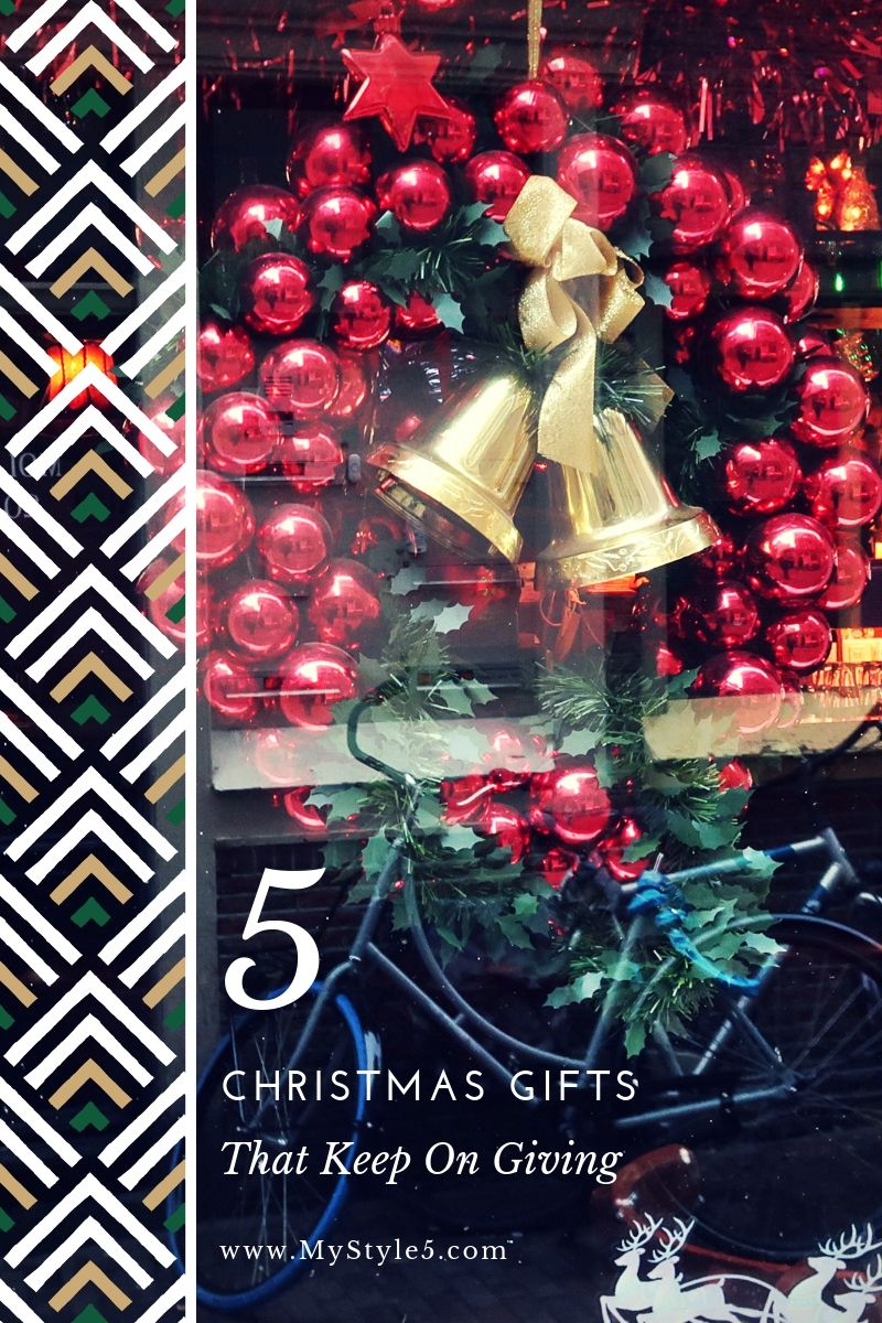 5 Christmas Gifts That Just Keep On Giving Mystyle5 Christmas Gifts Christmas Wishes My Christmas Wish List