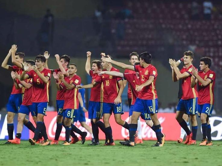 Fifa U 17 World Cup Final Five Spain Players To Watch Out For Ndtvsports Com With Images World Cup Final Cup Final Fifa