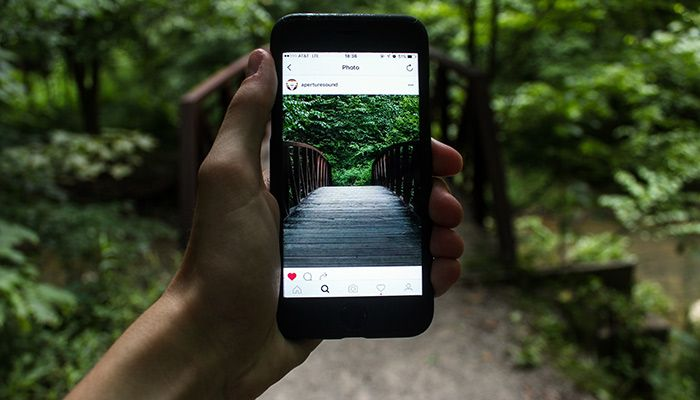 Instagram Entwürfe