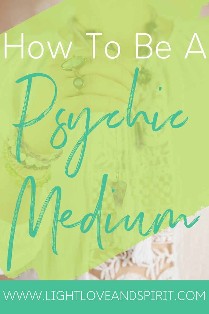 How To Become A Medium Psychic Mediums Psychic Medium Development Psychic Quotes