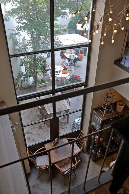 ++ SEOUL ++ Allo Paper Garden Restaurant Garosugil /