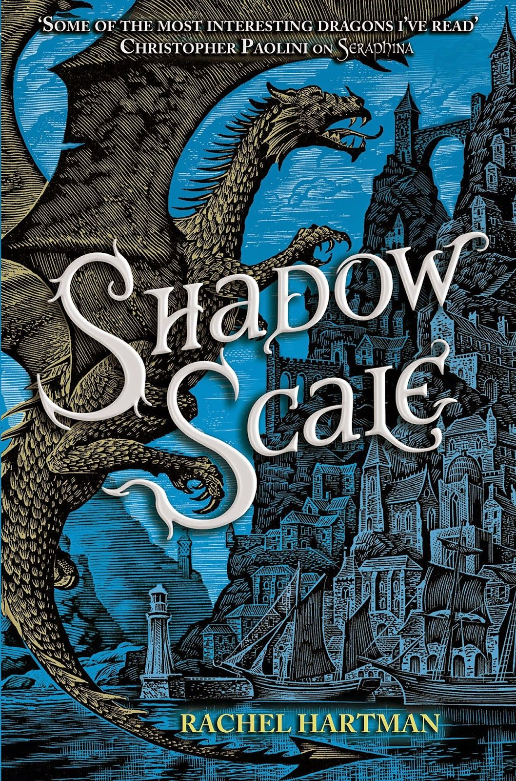 Rachel Hartman, Shadow Scale (seraphina, #2) [random House Books For