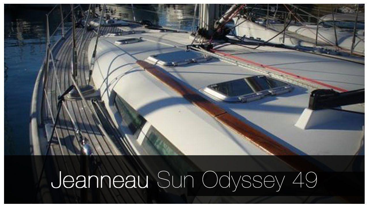Jeanneau Sun Odyssey 49 Http It Yacht4web Com Jeanneau Sun