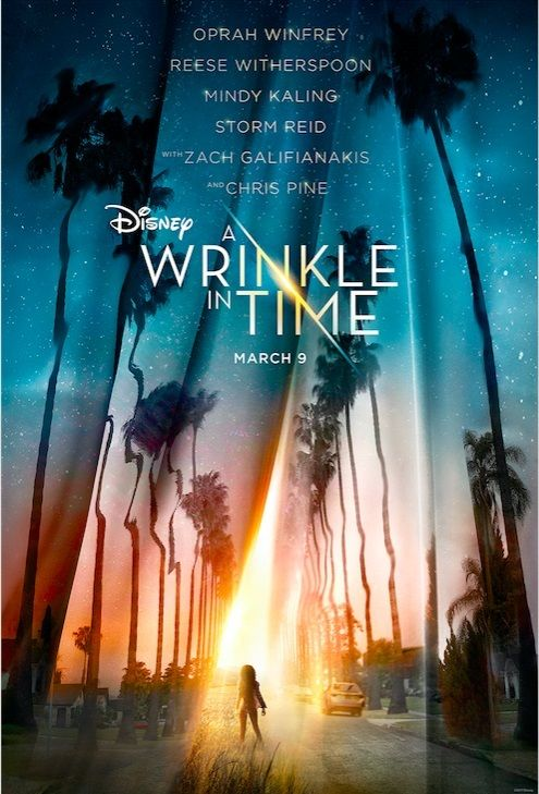 Latest Posters | A wrinkle in time, Streaming movies ...