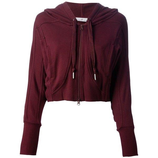ADIDAS BY STELLA MCCARTNEY cropped hoodie (355 LTL) found on