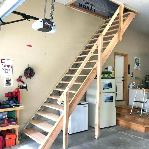 Best Image Result For Building A Staircase To Attic Attic 400 x 300
