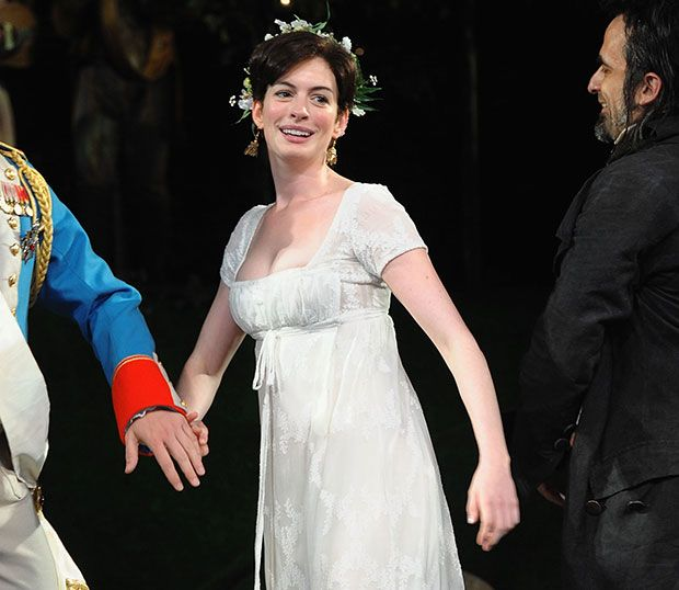 """Chatter Busy: Anne Hathaway To Star In """"The Taming Of The"""