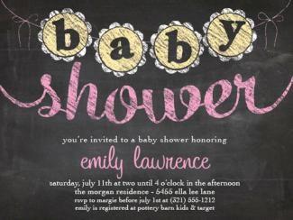 Buy Baby Shower Invitation Cards Online