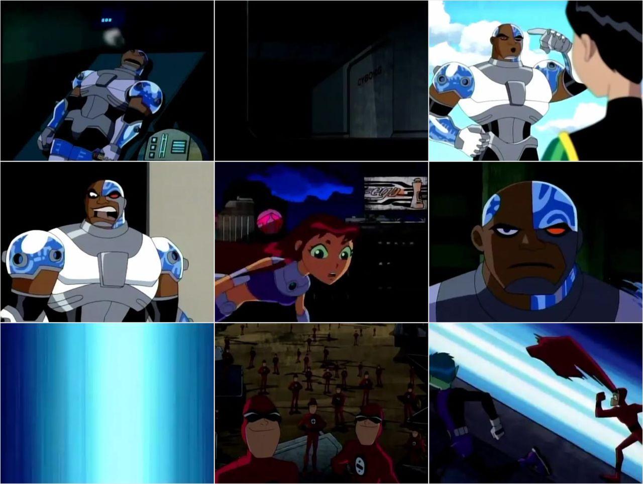 Watch Teen Titans Episode 49 English Subbedat Allwebtube -5485