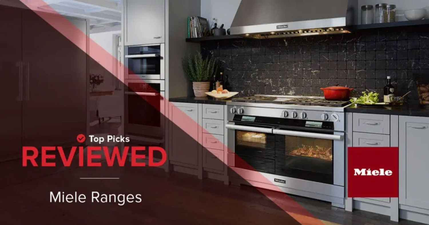 Miele Range New For 2020 Everything You Need To Know Review Miele Range Masterchef Recipes Miele Dishwasher