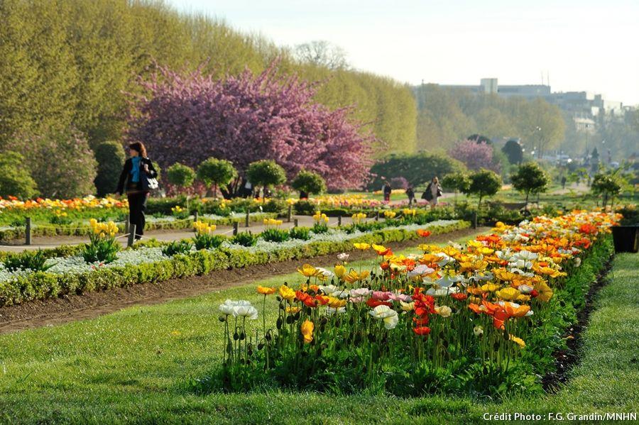 Les 15 Plus Beaux Parcs Et Jardins De Paris Parc Et Jardin Jardins Beau Parc