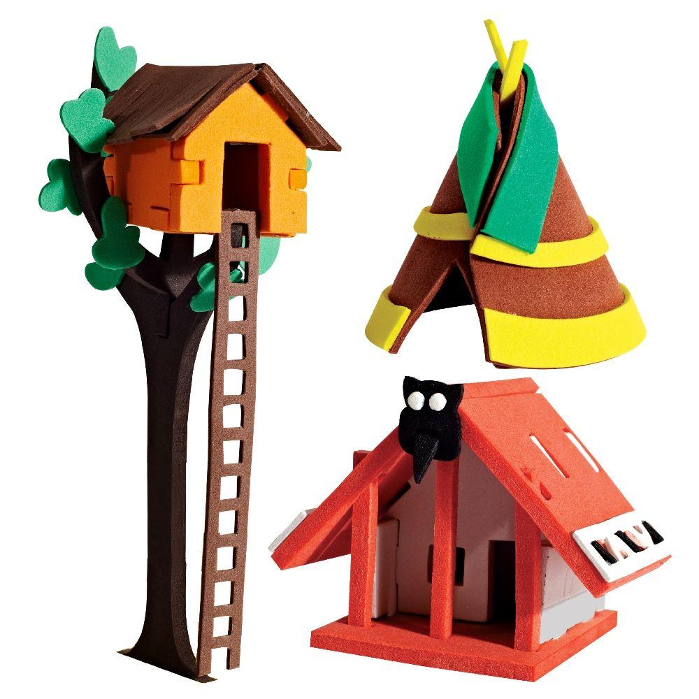 3d Houses Treehouse Teepee Maori House Worldwide 3d Model