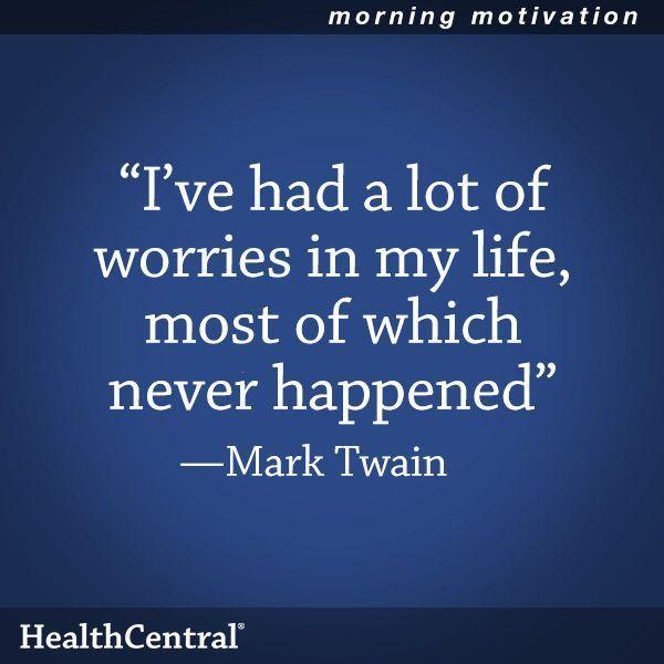 Ten Strategies to Tame Chronic Worrying