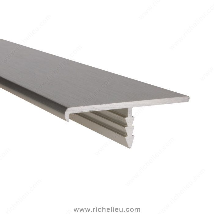 Flexible Aluminum T Molding For Adding A Vintage/retro Feel To Table Edges  And