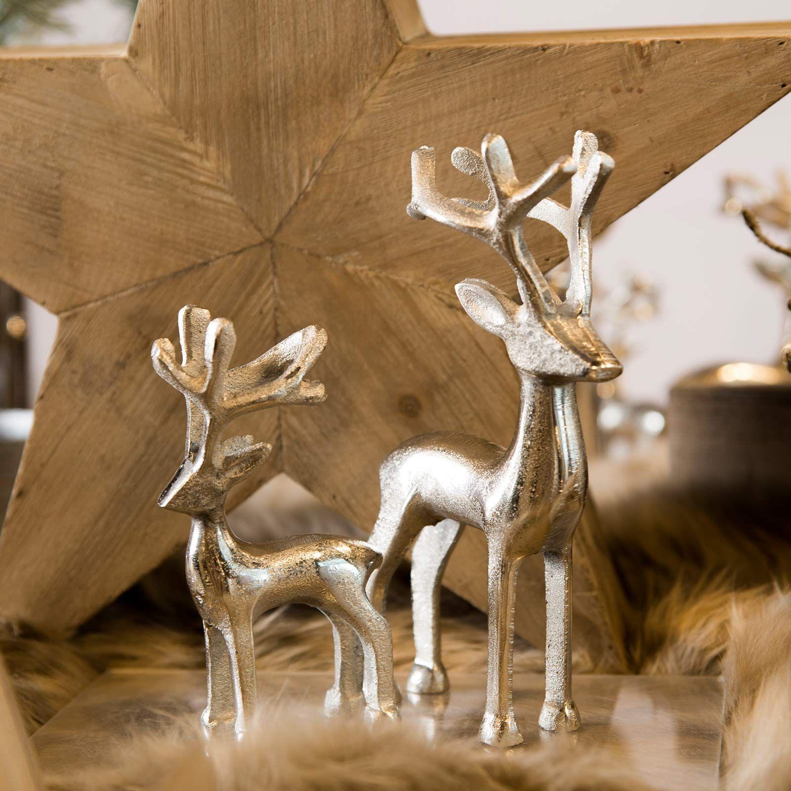 dieser hirsch lasst sich vielseitig kombinieren adventsdeko weihnachten dekoration winterzeit wanddekoration selber machen hirschkopf deko weiß