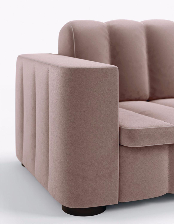 Boston Veblén Design: Marzia e Leo Dainelli Boston das Sofa: Es ist ...