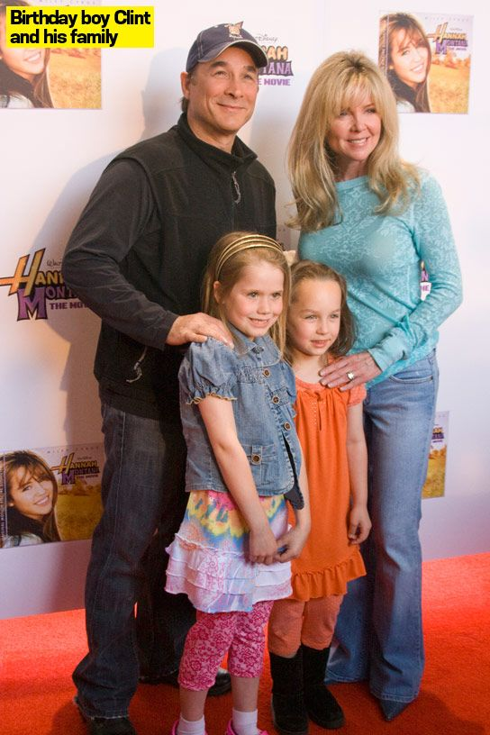 Willie Nelson Net Worth >> CLINT BLACK WITH WIFE AND HIS 2 DAUGHTERS . | ENDURING ...