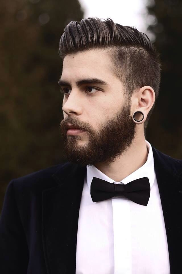 Wondrous 30 Beard Hairstyles For Men To Try This Year Hairstyles Style Hairstyles For Men Maxibearus