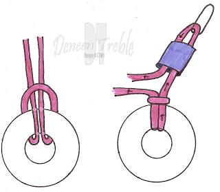 Washer Pendant Necklaces