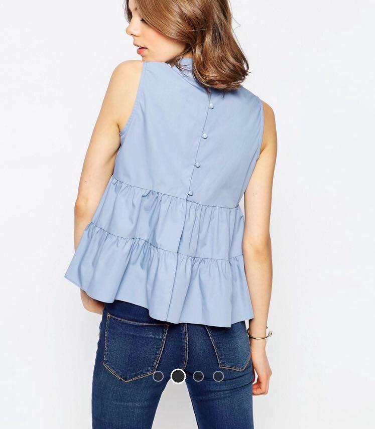 Amei a blusa muito!!!