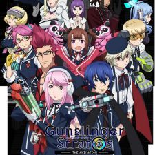 Phim Gunslinger Stratos The Animation