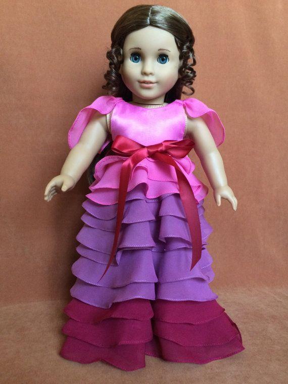 Hermione Granger Yule Ball Gown | Muñeca de 18 pulgadas y Muñecas