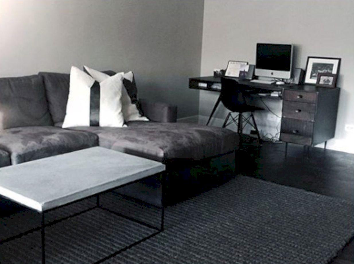 Astonishing 52 Minimalist Interior Design Ideas For Mens First Beutiful Home Inspiration Xortanetmahrainfo