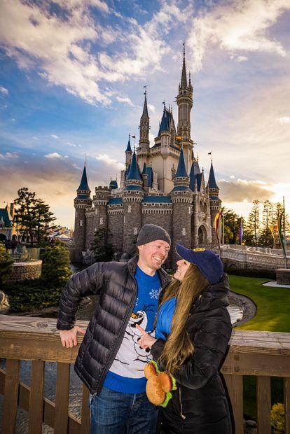 Tokyo Disneyland Winter Trip Report Disney Parks Pinterest