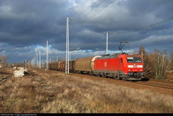 Photo 068 DB AG BR 185 at Berlin