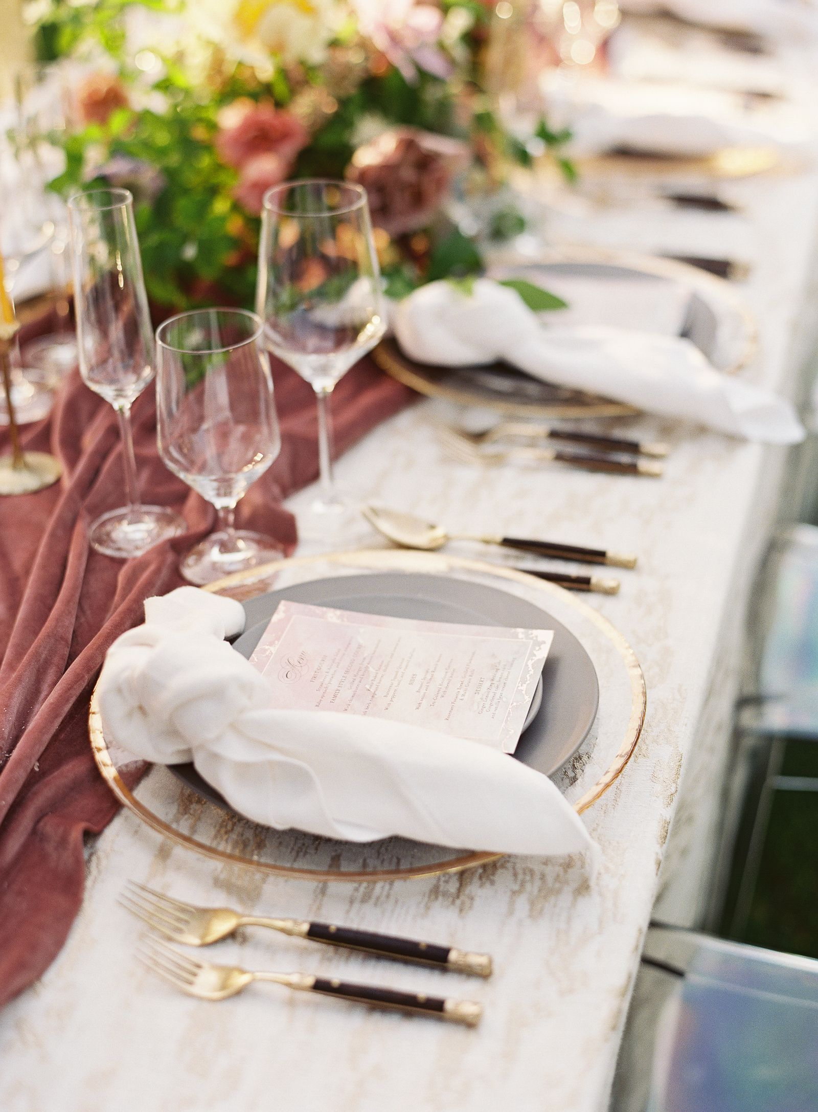 A Brides Guide To The Boho Luxe Look